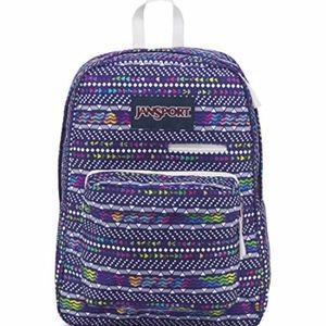 Jansport | Digibreak Tribal Wave Multi Backpack